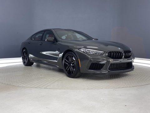 Individual Dravit Gray Metallic 2021 BMW M8 Gran Coupe