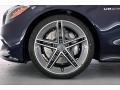 Mercedes-Benz C AMG 63 Sedan Lunar Blue Metallic photo #9