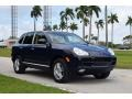 Porsche Cayenne Tiptronic Dark Sea Blue photo #1