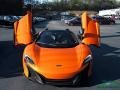 McLaren 650S Spider Tarocco Orange photo #1