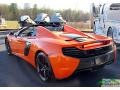 McLaren 650S Spider Tarocco Orange photo #4