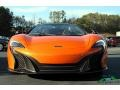 McLaren 650S Spider Tarocco Orange photo #9