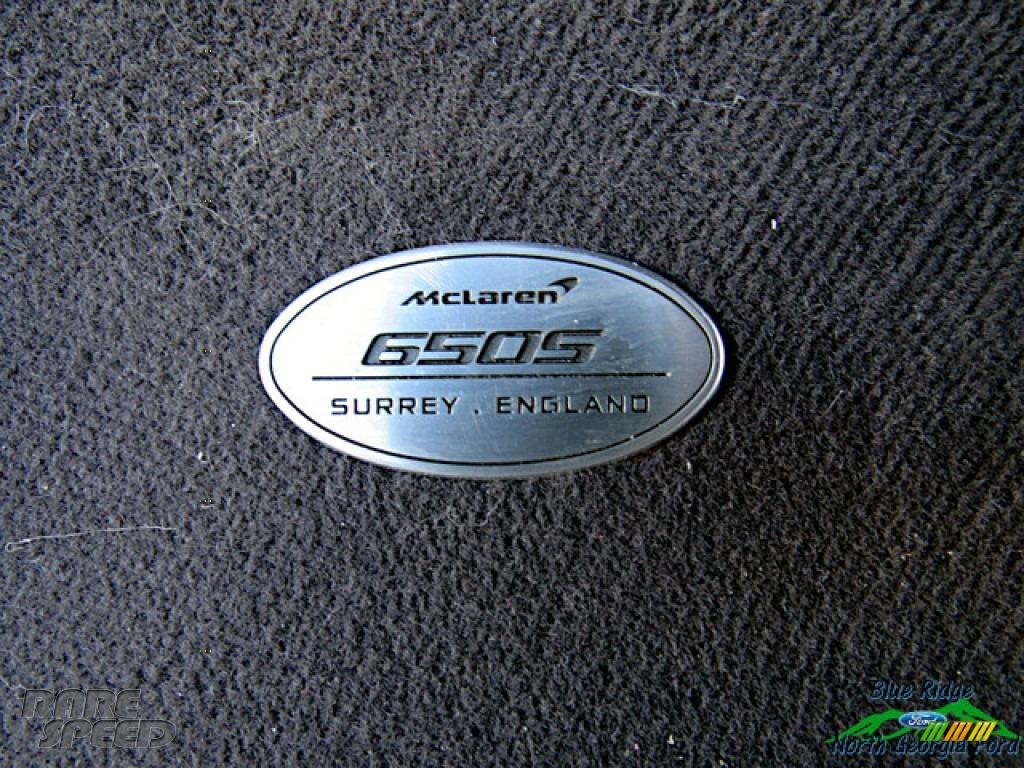 2016 650S Spider - Tarocco Orange / Carbon Black photo #21