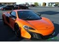 McLaren 650S Spider Tarocco Orange photo #27