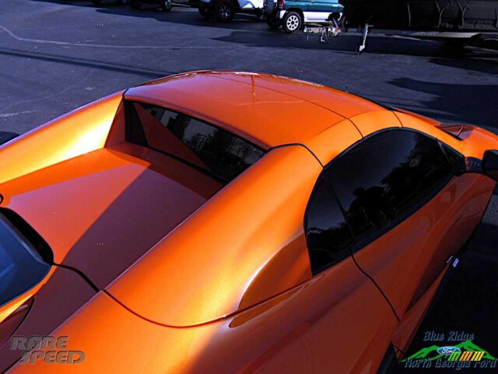 2016 650S Spider - Tarocco Orange / Carbon Black photo #28