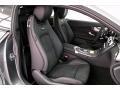 Mercedes-Benz C AMG 63 Coupe Selenite Gray Metallic photo #5