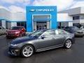 Audi S4 Premium Plus quattro Daytona Gray Pearl Effect photo #1