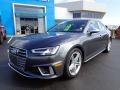 Audi S4 Premium Plus quattro Daytona Gray Pearl Effect photo #2