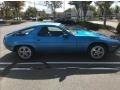 Porsche 928  Minerva Blue photo #3