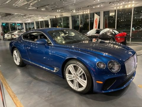 Marlin Metallic 2020 Bentley Continental GT