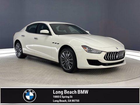 Bianco 2018 Maserati Ghibli
