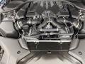 BMW M5 Sedan Alvite Gray Metallic photo #9