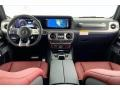 Mercedes-Benz G 63 AMG G manufaktur Moonlight White Magno (Matte) photo #6