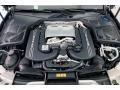 Mercedes-Benz C AMG 63 S Coupe Selenite Gray Metallic photo #9