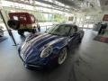 Porsche 911 Carrera S Gentian Blue Metallic photo #9