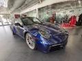 Porsche 911 Carrera S Gentian Blue Metallic photo #17