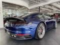 Porsche 911 Carrera S Gentian Blue Metallic photo #26