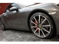 Porsche 911 Carrera 4S Cabriolet Agate Grey Metallic photo #9