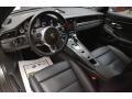 Porsche 911 Carrera 4S Cabriolet Agate Grey Metallic photo #12