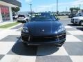 Porsche Cayenne  Biscay Blue Metallic photo #2