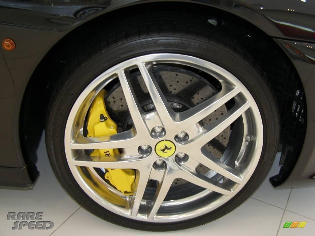 Ferrari F430 Spider F1 Sold. 2008 F430 Spider F1 - Black / Beige photo #2