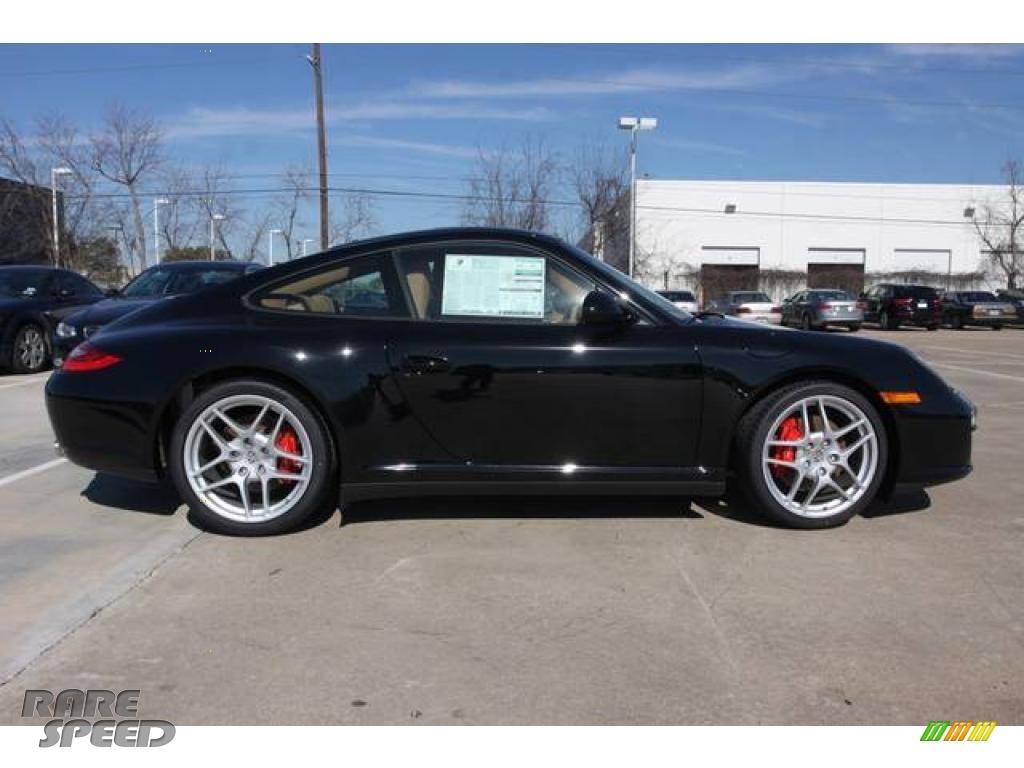 2010 porsche 911 carrera 4s coupe in black photo 3 720162. Black Bedroom Furniture Sets. Home Design Ideas