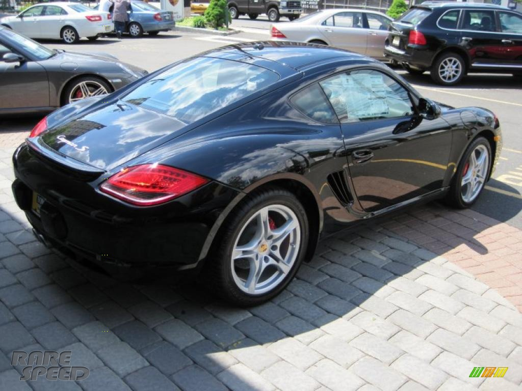 2010 porsche cayman s in black photo 7 780134. Black Bedroom Furniture Sets. Home Design Ideas