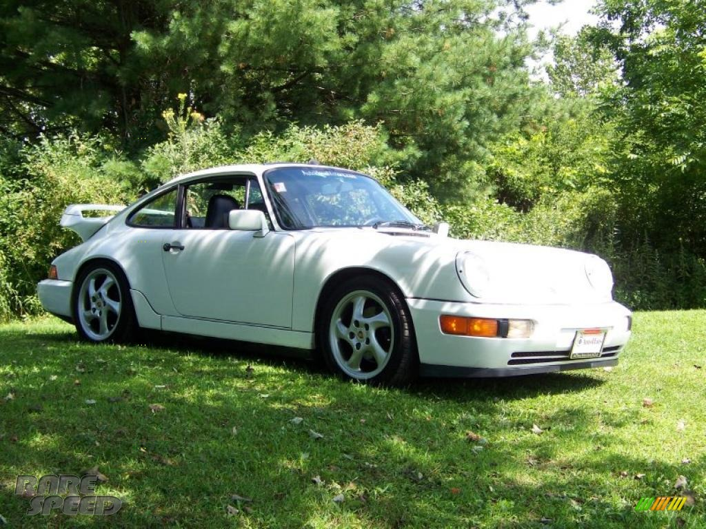 1990 porsche 911 carrera 4 coupe in gran prix white photo 7 451181. Black Bedroom Furniture Sets. Home Design Ideas