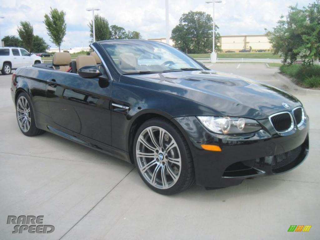 2011 bmw m3 convertible in jet black photo 2 584013. Black Bedroom Furniture Sets. Home Design Ideas