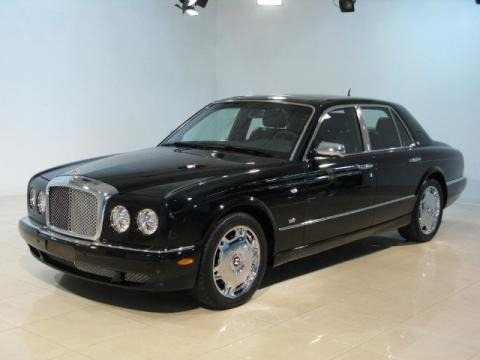 2001 Bentley Arnage Red Label. 2001 Bentley Arnage Red Label