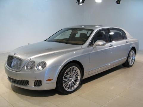 2009 Bentley Continental Flying Spur Speed. 2009 Bentley Continental
