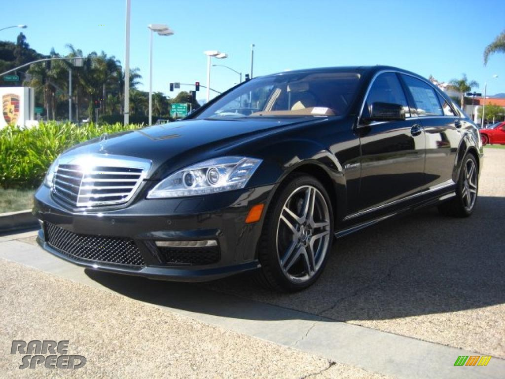 2011 mercedes benz s 63 amg sedan in majestic black for Simonson mercedes benz