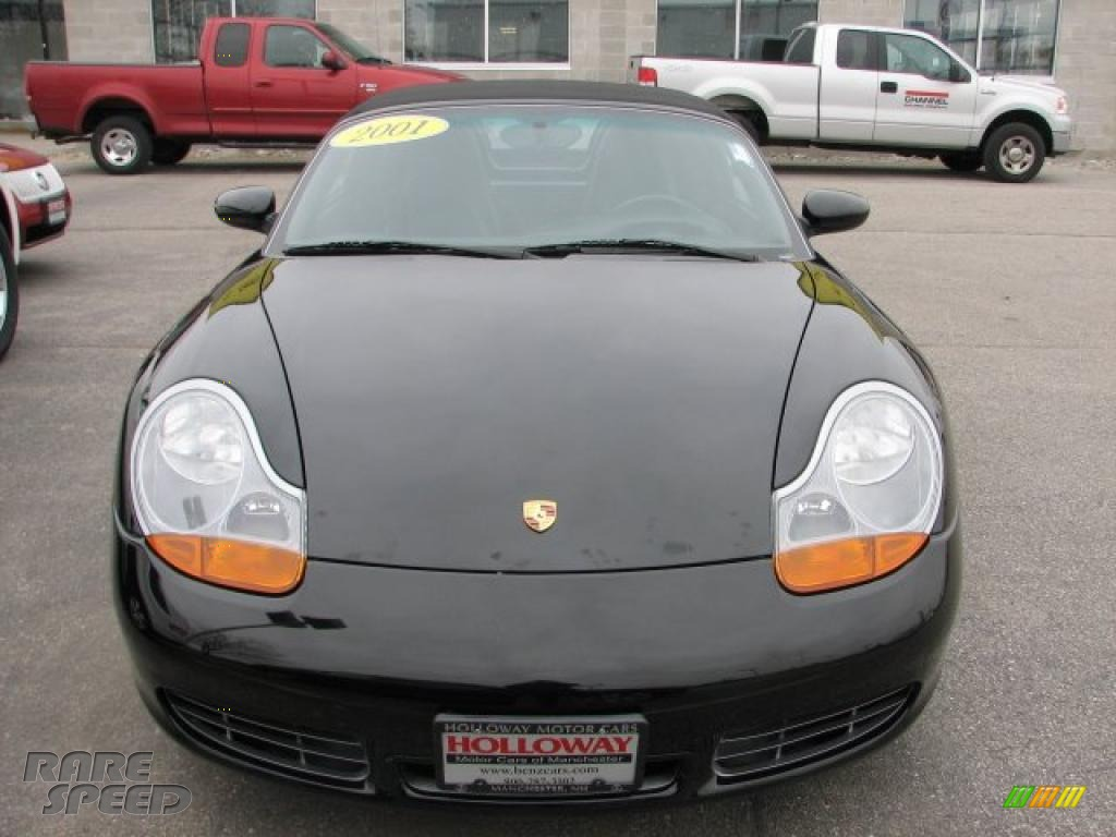 2001 porsche boxster s in black photo 2 660345 for Holloway motor cars manchester