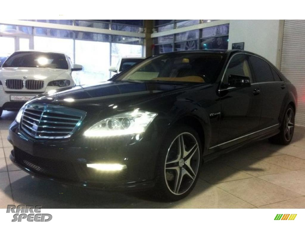 2007 mercedes benz s 65 amg sedan in almandine black for Simonson mercedes benz