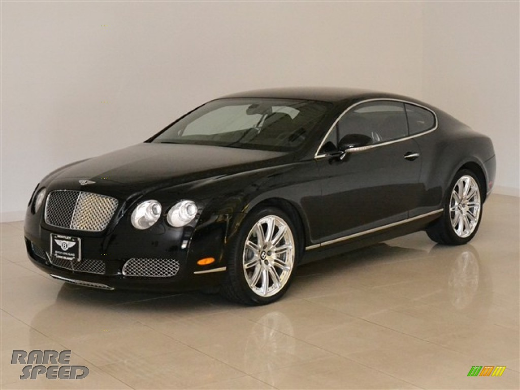 2007 bentley continental gt mulliner in beluga 050552 rarespeed. Cars Review. Best American Auto & Cars Review
