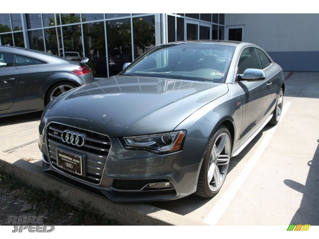 2013 audi s5 3 0 tfsi quattro coupe in monsoon gray. Black Bedroom Furniture Sets. Home Design Ideas