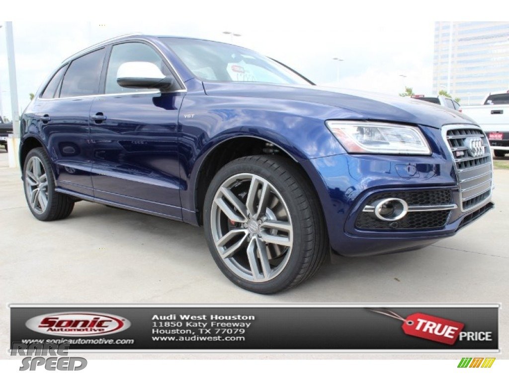2014 audi sq5 prestige 3 0 tfsi quattro in estoril blue crystal photo 4 025752. Black Bedroom Furniture Sets. Home Design Ideas