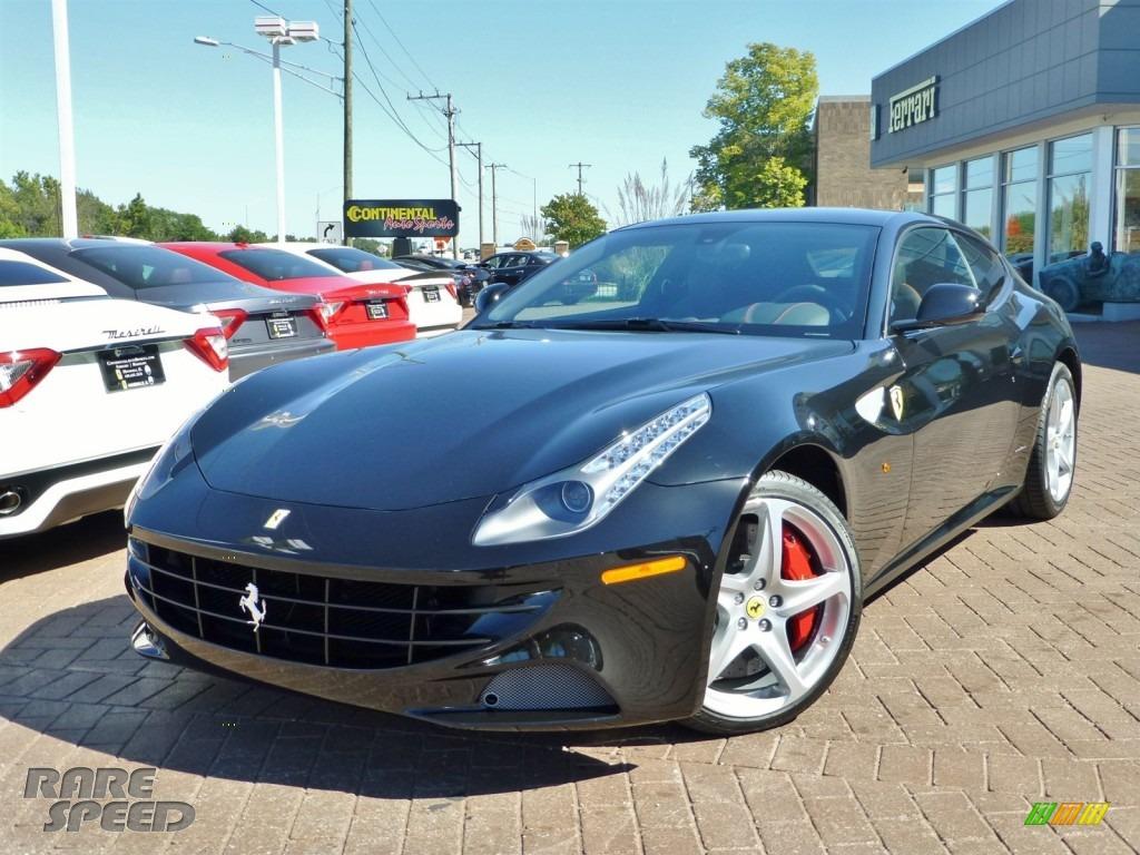 2013 Ferrari Ff In Nero Pastello Black 189740
