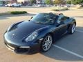 Porsche Boxster  Dark Blue Metallic photo #1