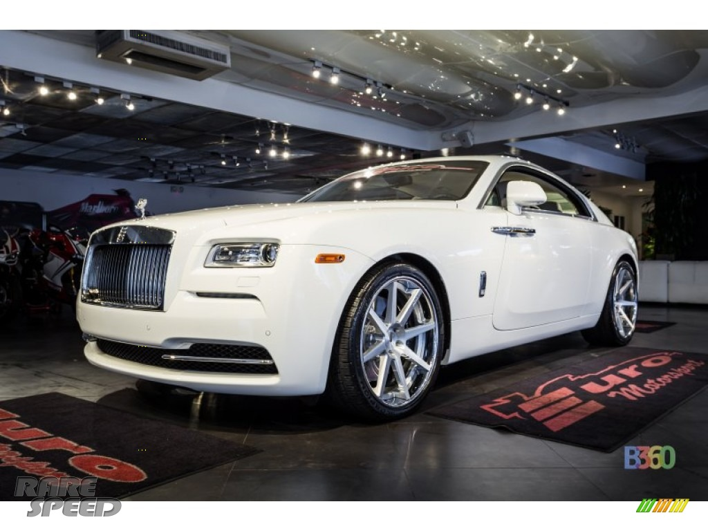 2014 Rolls Royce Wraith White Images & Pictures - Becuo