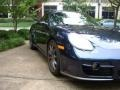 Porsche Cayman S Midnight Blue Metallic photo #12