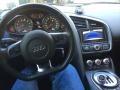 Audi R8 4.2 FSI quattro Ice Silver Metallic photo #8