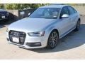 Audi S4 Premium Plus 3.0 TFSI quattro Florett Silver Metallic photo #3