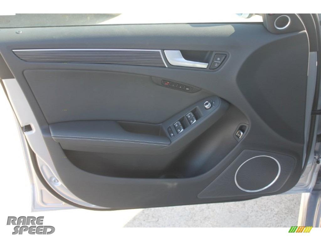 2015 S4 Premium Plus 3.0 TFSI quattro - Florett Silver Metallic / Black photo #10